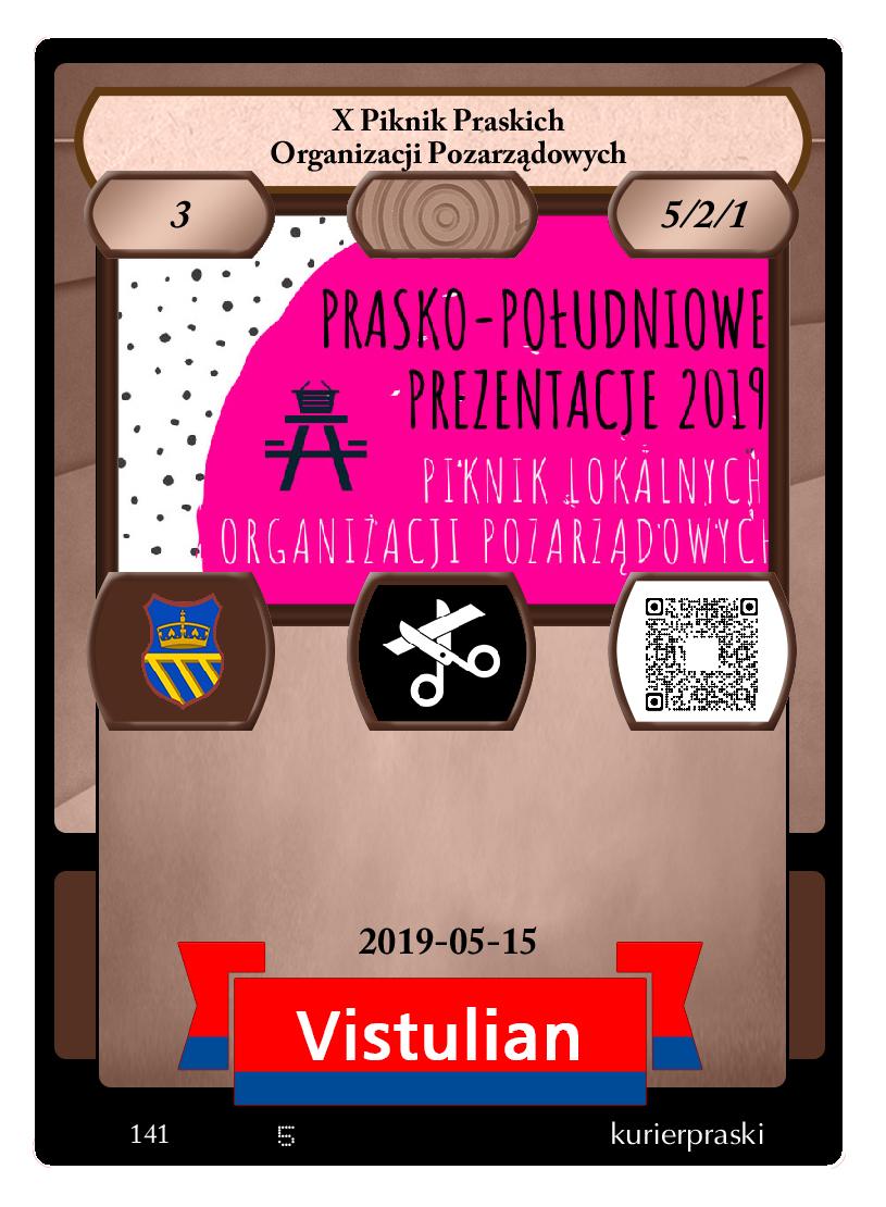 X Piknik Praskich |^Organizacji Pozarządowych
